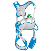 Presents for children harness PETZL Ouistiti methyl blue