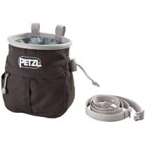 Chalkbags PETZL Sakapoche Chalk Bag grey