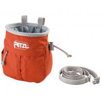 Chalkbags PETZL Sakapoche Chalk Bag orange
