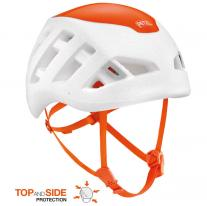 helmet PETZL Sirocco white/orange