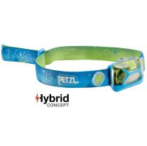 Presents for children headlamp PETZL Tikkid blue