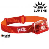 headlamp PETZL Tikkina red