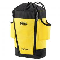 Doplnky púzdro PETZL Toolbag L yellow