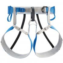 Petzl Brand Shop harness PETZL Tour blue/gray