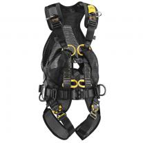 fall arrest and work positioning harness PETZL Volt