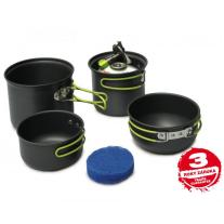 cookware set PINGUIN Double Alu