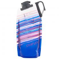 PLATYPUS DuoLock SoftBottle 1L blue skyline