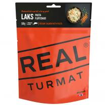 Meals and Sports Nutrition REAL TURMAT - Creamy Salmon with Pasta