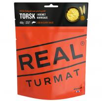Meals and Sports Nutrition REAL TURMAT - Cod in Curry Sauce