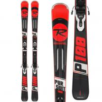 skis ROSSIGNOL Pursuit 100 + Look XPress 10