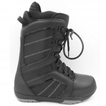 Snowboard boots snowboard shoes SADOW Basic black