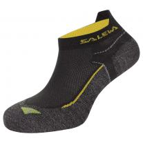 ponožky SALEWA Approach NO Show Sock black