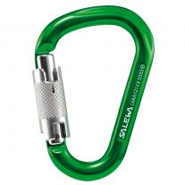 karabína SALEWA HMS Twist Lock G2 lime-green