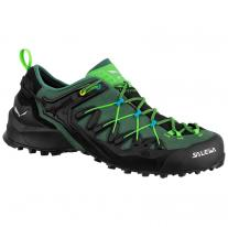 Outdoor shoes shoes SALEWA MS WildFire Edge GTX Myrtle/Fluo Green