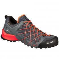 Low boots shoes SALEWA MS Wildfire GTX ombre blue