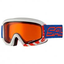 Presents for children ski goggles SALICE 708 DAFD white-red