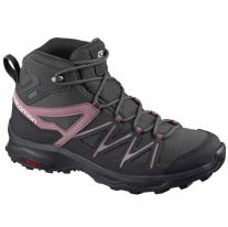 shoes SALOMON Daintree Mid GTX W Shale/Phantom