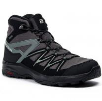 Hiking boots shoes SALOMON Daintree Mid GTX Magma/Black