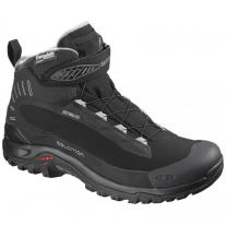 Outdoor shoes shoes SALOMON Deemax 3 TS WP Black/Black/Alloy