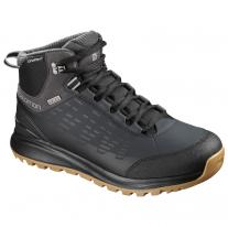 Hiking boots shoe SALOMON Kaipo CS WP 2 black/phantom