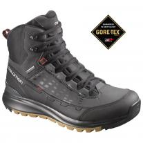 shoe SALOMON Kaipo Mid GTX black