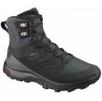 shoes SALOMON Outblast TS CSWP W Black