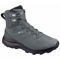 Hiking boots shoes SALOMON Outblast TS CSWP W Monument