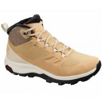 Outdoor shoes shoes SALOMON OUTsnap CSWP W Taos Taupe/Vanilla Ice