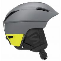 Ski helmets helmet SALOMON Pioneer C.Air shade grey
