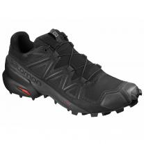 Outdoor shoes shoe SALOMON Speedcross 5 black/phantom