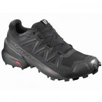 shoe SALOMON Speedcross 5 GTX black