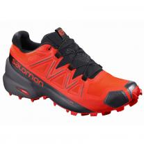 Outdoor shoes shoe SALOMON Speedcross 5 GTX Valiant Poppy