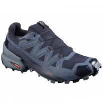 shoe SALOMON Speedcross 5 GTX navy blazer