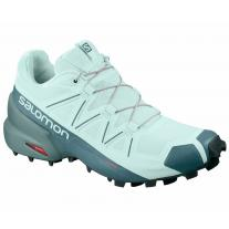Sport´s footwear shoe SALOMON Speedcross 5 W icy morn/hydro