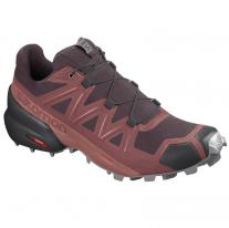 shoe SALOMON Speedcross 5 W Apple Butter/Winetasting