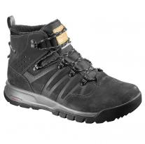 SALE! Shoes shoe SALOMON Utility TS CSWP asphalt