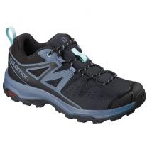 Outlet - Women´s shoes shoe SALOMON X Radiant W Ebony/Bluestone/Icy Morn