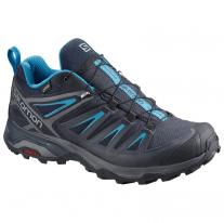shoes SALOMON X Ultra 3 GTX graphite/night sky