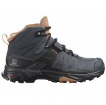 shoes SALOMON X Ultra 4 Mid GTX W Ebony