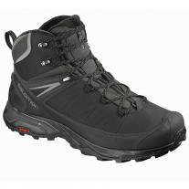 Outdoor shoes shoes SALOMON X Ultra Mid Winter CS WP Black