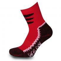 socks SHERPAX Laudo red