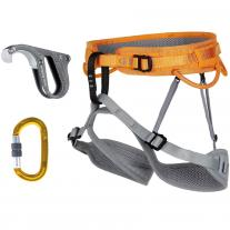 Sit Harness climbing set SINGING  ROCK Packet Ray