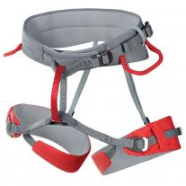 Climbing Gear harness SINGING ROCK Pearl red