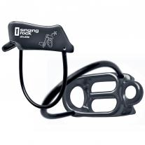 SINGING ROCK Shuttle Belay Black