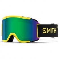 e4cdd781a Lyžiarske okuliare okuliare SMITH Squad Squad Citron Glow/Green Sol-X Mirror