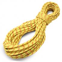 Ropes - static, work rope TENDON Secure 10.5mm 80m yellow