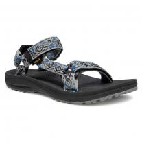 Sandals, light footwear sandals TEVA M Winsted robles grey