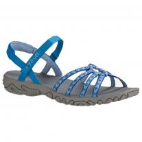 Sandals, light footwear sandals TEVA W Kayenta carmelita blue