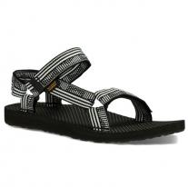 sandals TEVA W Original Universel Campo Black