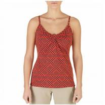 top THE NORTH FACE Dana Print red